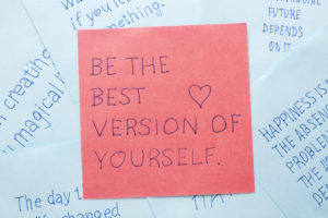 best the best version of yourself